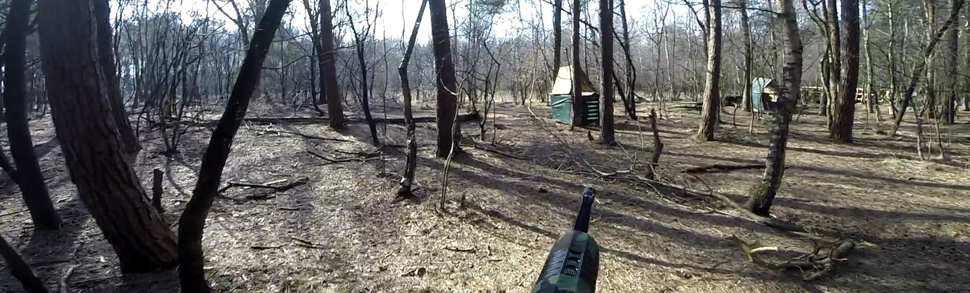 First-person airsoft videos